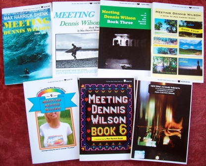 All seven books - best