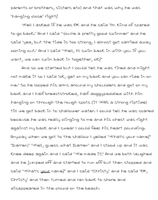 Dear Diary 02
