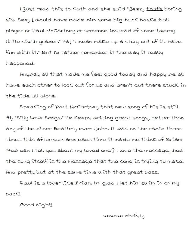 Dear Diary 03