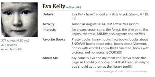 Eva profile
