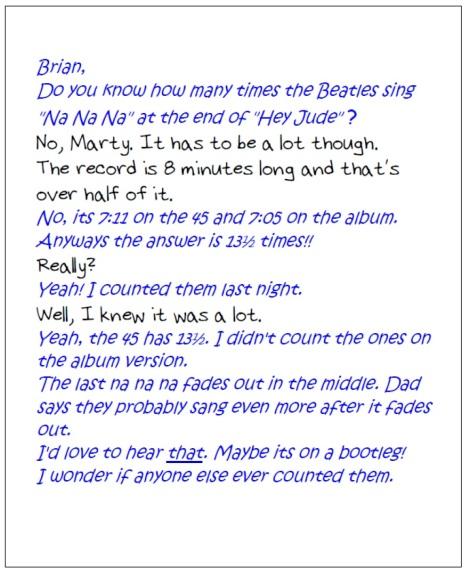 YDTSI note - Na na na 1