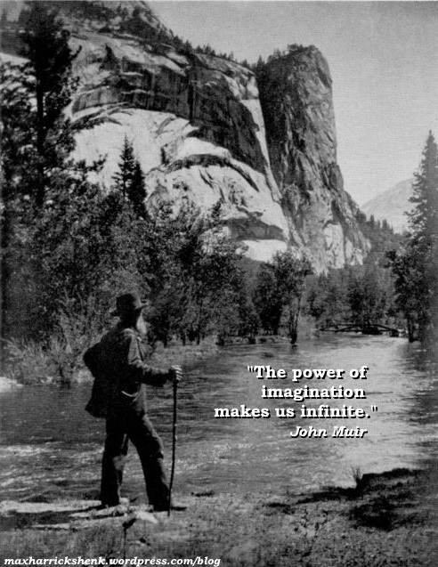 Muir imagination meme