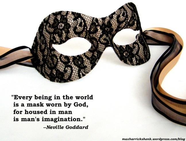Neville mask meme