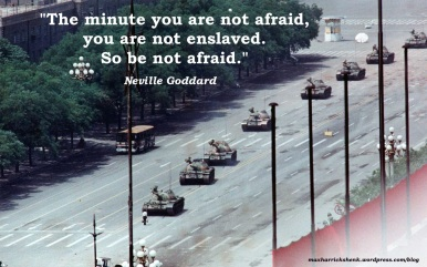 Meme- Neville - Be not afraid